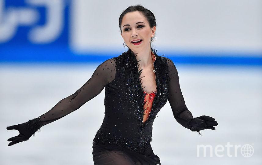 Елизавета Туктамышева пропустит Олимпиаду в Токио. Фото Getty