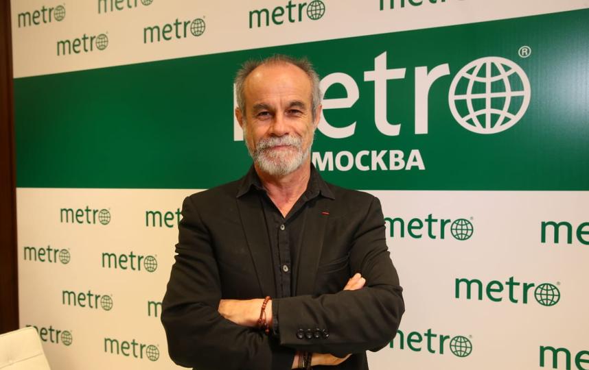 Карлос Морено. Фото Василий Кузьмичёнок