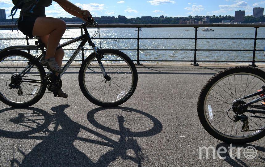 В Москве велосипедист сбил четырёхлетнюю девочку. Фото pixabay