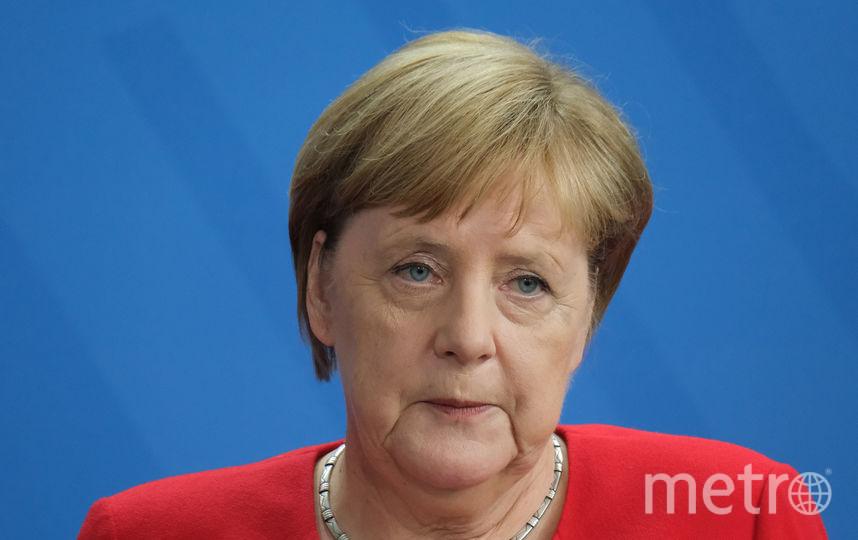 Ангела Меркель, канцлер ФРГ. Фото Getty