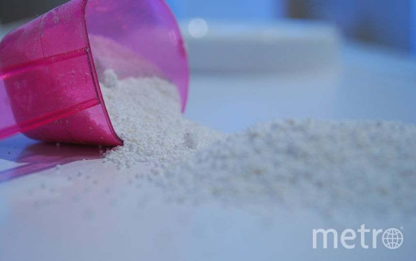 Роскачество проверило детские стиральные порошки. Фото pixabay.com