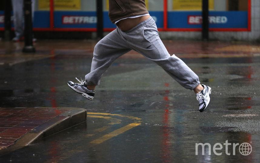 Петербург накроют дожди. Фото Getty
