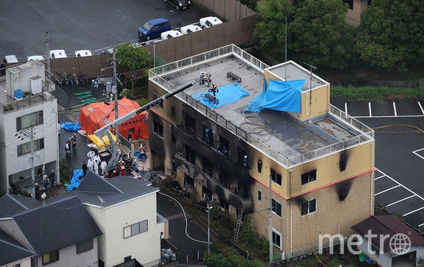 Спасательная операция продолжается до сих пор. Фото AFP