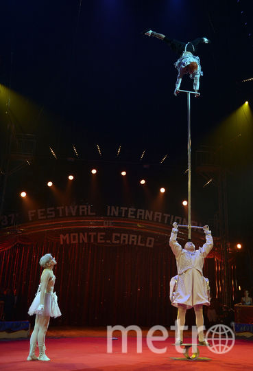 Цирковая династия привезла в Петербург уникальные номера. Фото предоставлено Романом Маркиным