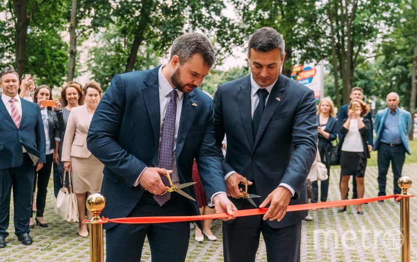 Открытие нового агентского центра «Росгосстраха» на Московском проспекте 183-185.