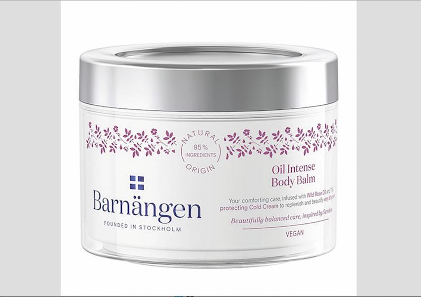 """Barnangen бальзам для тела """"интенсивный уход"""" с маслом дикой розы."""