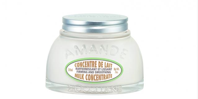 """L'Occitane молочко для упругости кожи """"Миндальное""""."""