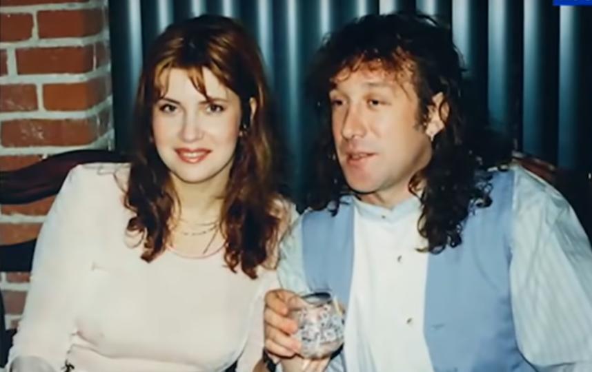 Вера Сотникова и Владимир Кузьмин в молодости. Фото Скриншот Youtube