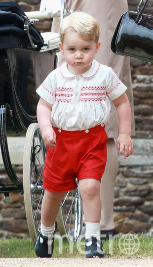 Принц Джордж. Фото архив, Getty