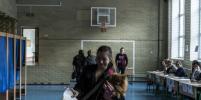На Украине стартовали досрочные выборы в Раду