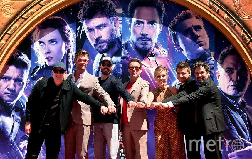 """""""Мстителей: Финал"""". Фото Getty"""