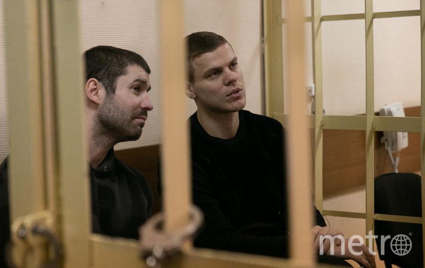 Александр Протасовицкий и Александр Кокорин. Фото Василий Кузьмичёнок