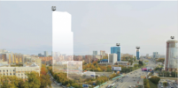 В центре Новосибирска появится первый небоскрёб
