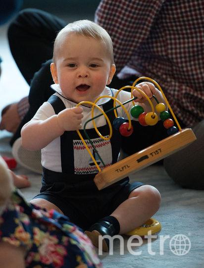 Принц Джордж, 2014 год. Фото Getty
