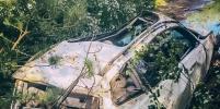 Смертельное ДТП в Ленобласти: автомобиль перевернулся семь раз