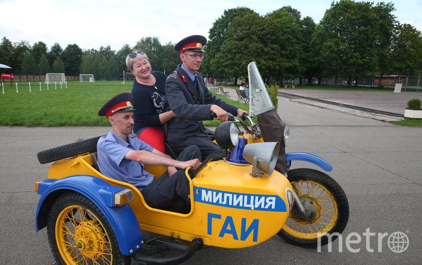 В Москве открылся тематический парк советского периода. Фото Василий Кузьмичёнок