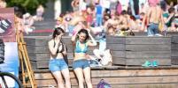 Лето возвращается: Синоптики рассказали о погоде в Москве на этой неделе
