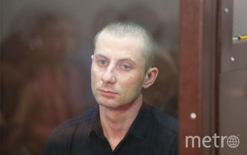 Денис Чуприков. Фото Василий Кузьмичёнок
