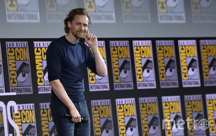 Том Хиддлстон вернётся к роли трикстера Локи. Фото AFP
