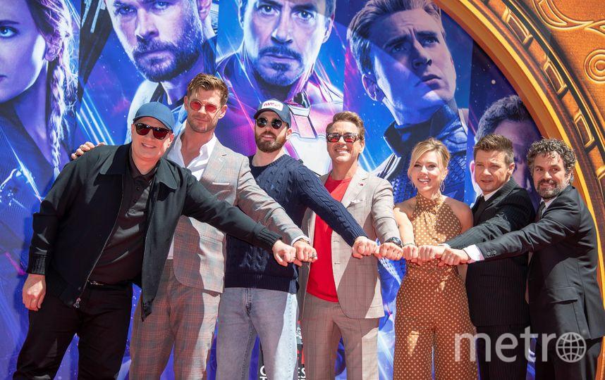 """Фильм """"Мстители: финал"""" стал самым кассовым в истории. Фото AFP"""