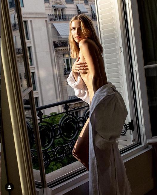 Елена Перминова. Фото Скриншот Instagram: @lenaperminova
