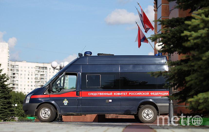 Как сообщили Metro в пресс-службе СК, подозреваемый пока не задержан. Фото Василий Кузьмичёнок