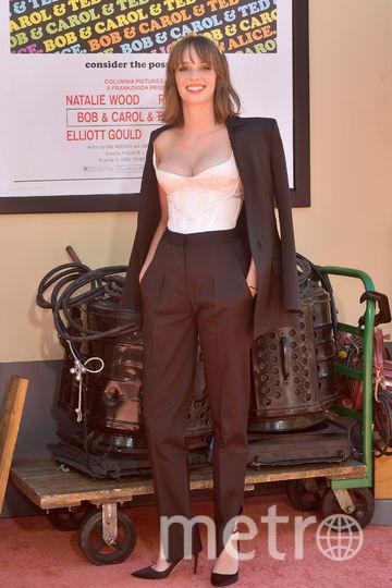 Дочь Умы Турман, актриса Майя Хоук. Фото Getty