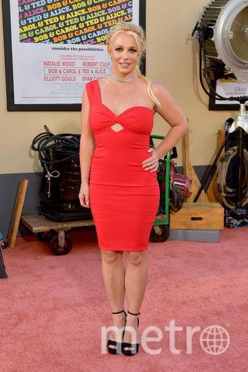 Певица Бритни Спирс. Фото Getty