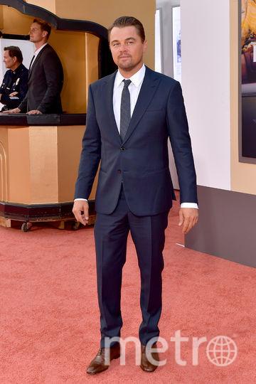 Актёр Леонардо Ди Каприо. Фото Getty