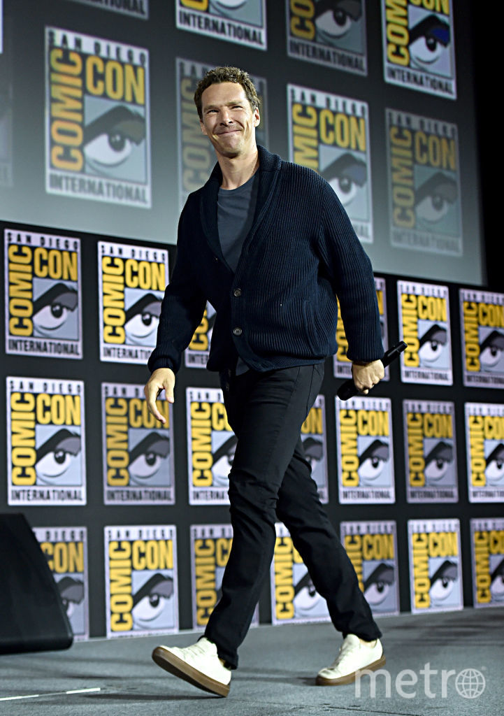 Comic-Con-2019. Фото Getty
