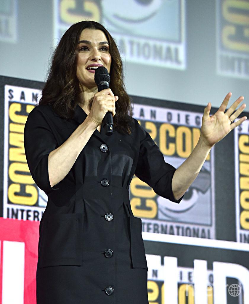 Comic-Con-2019. Рейчел Вайс. Фото Getty