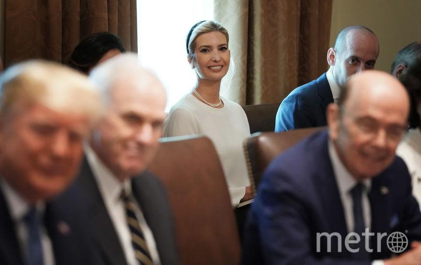Иванка Трамп. Фото архив, Getty