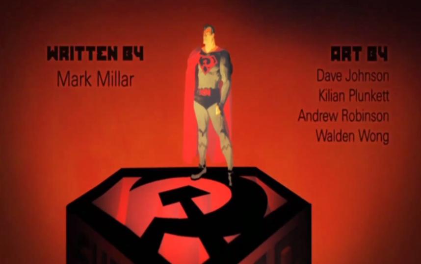 """Анимационный фильм """"Супермен: Красный сын"""" выйдет на экраны в 2020 году. Фото Скриншот https://www.youtube.com/watch?v=cFH9faW2kUo, Скриншот Youtube"""