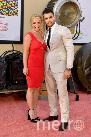 Бритни Спирс и Сэм Асгари. Фото Getty