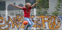 Футбольный фокусник из Чехии покорил Москву