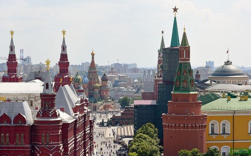 В Москву придёт сильное похолодание. Фото Василий Кузьмичёнок