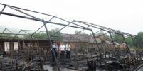 Власти назвали возможную причину пожара в детском лагере под Хабаровском