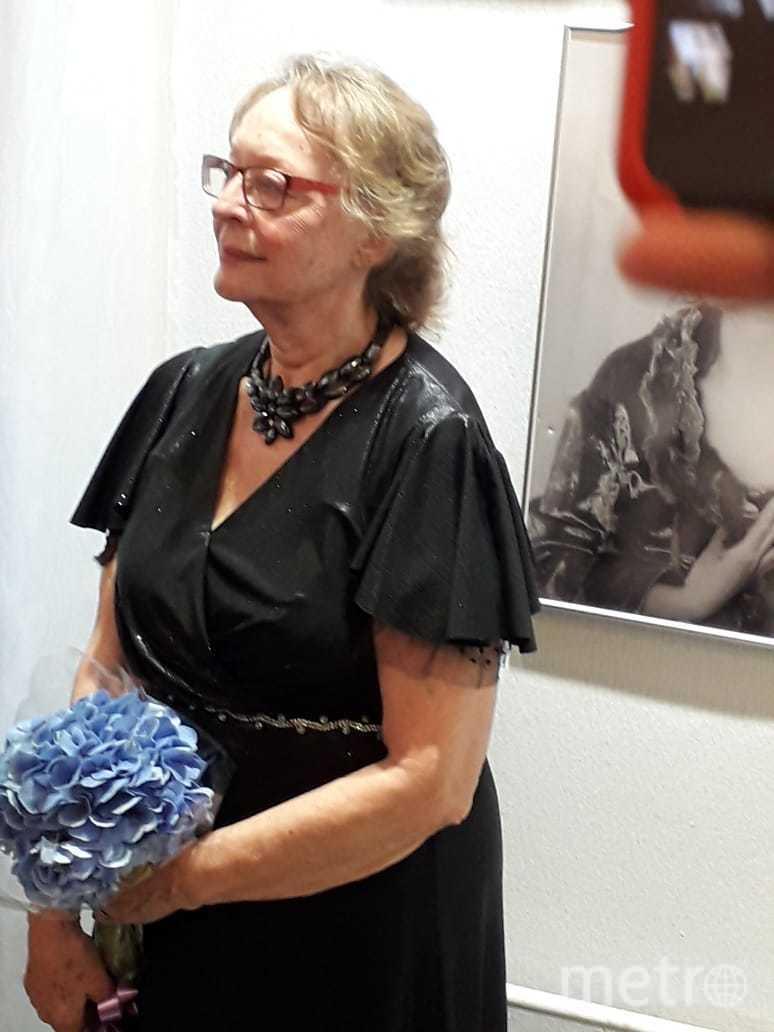 """Вера Холодная (Гилберт). Фото Мария Позина., """"Metro"""""""