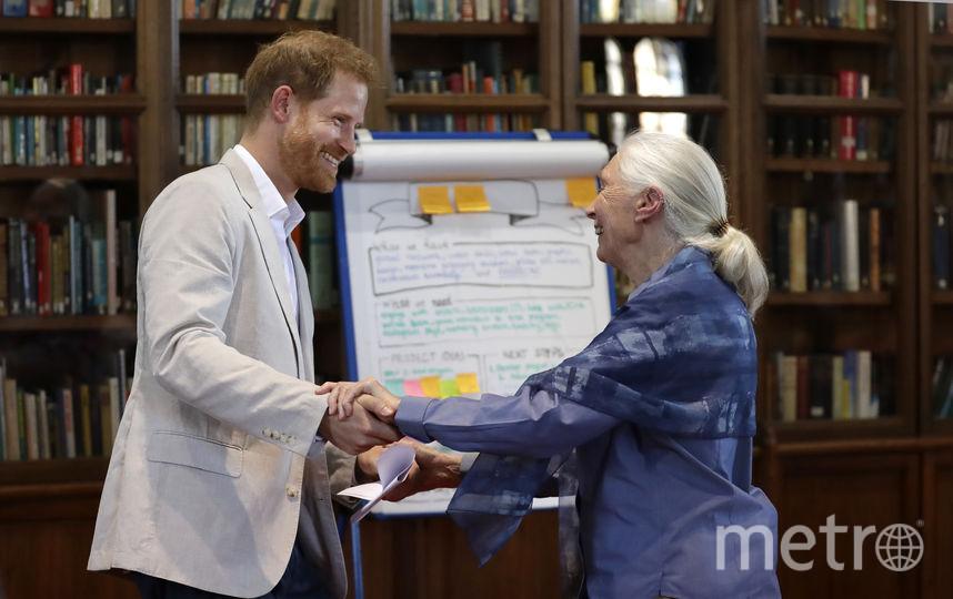 Встреча прошла в Виндзоре. Фото Getty