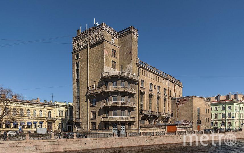 """ДК Связи. Фото Святослав Акимов, """"Metro"""""""