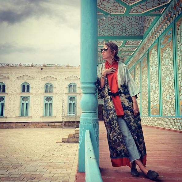 Ксения Собчак. Фото https://www.instagram.com/xenia_sobchak/