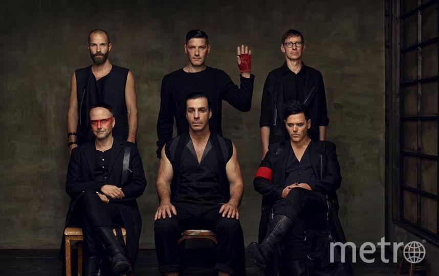 "Rammstein. Фото Olaf Heine/предоставлено организаторами, ""Metro"""
