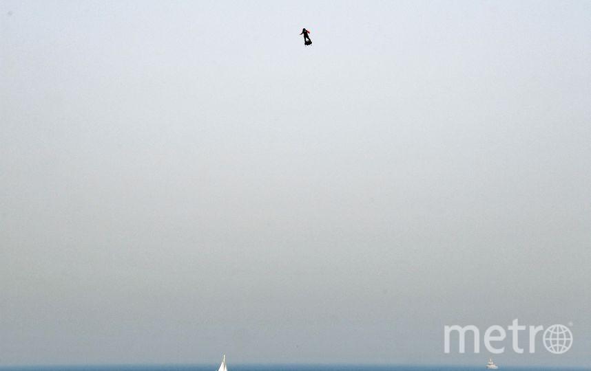 Фрэнк Запата. Фото AFP