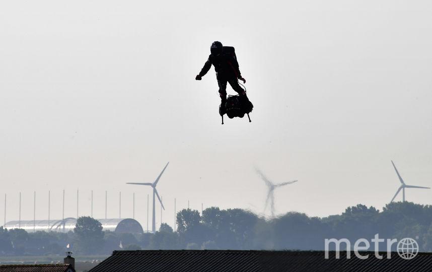 Фрэнки Запата. Фото AFP