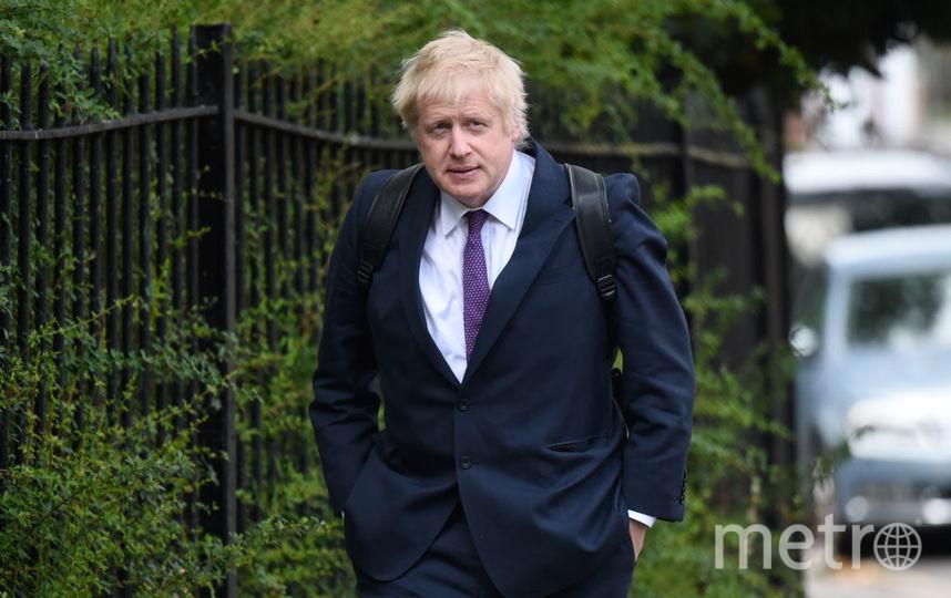 Борис Джонсон - новый премьер-министр Британии. Фото Getty