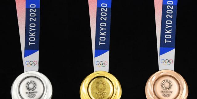 В Токио показали медали Олимпиады – 2020.