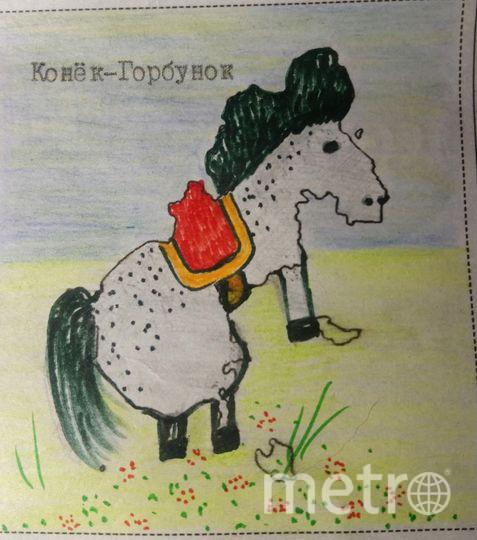 Москва это лошадка с причёской как у Элвиса Пресли. Фото Пынеева Ольга