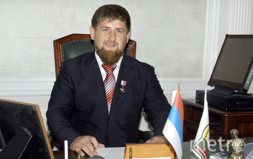 Рамзан Кадыров, фотоархив. Фото Getty