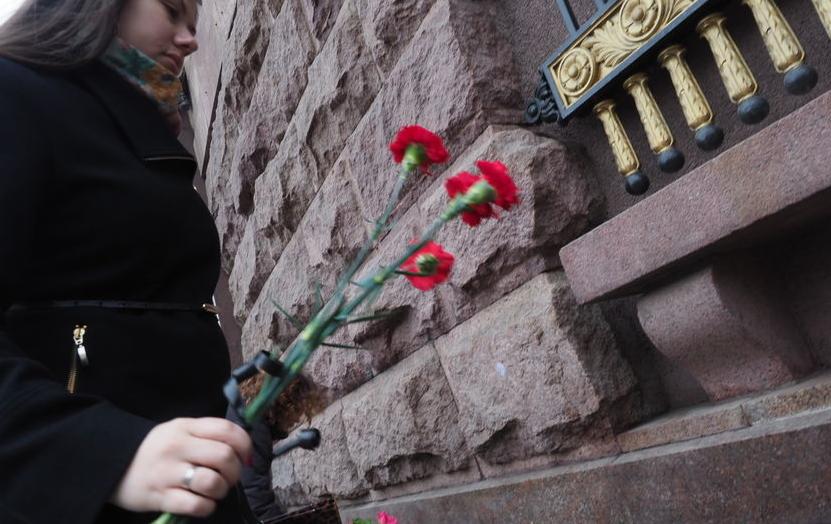 Взрыв в метро Петербурга: фотоархив.