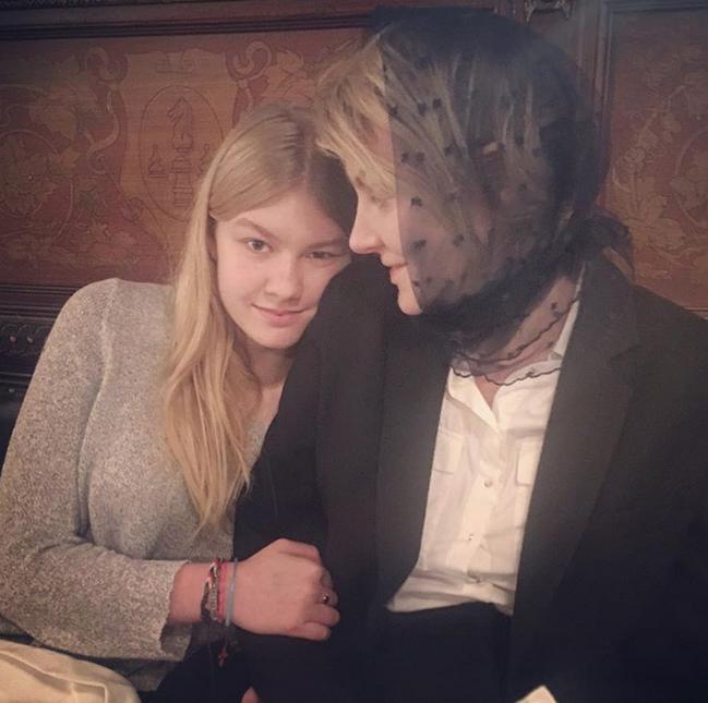 Рената Литвинова и Ульяна Добровская. Фото Скриншот Instagram: @renatalitvinovaofficiall